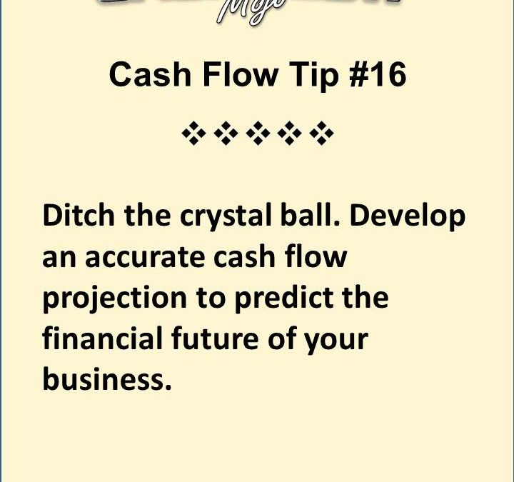 Cash Flow Projection – Predicting The Financial Future Of Your Business