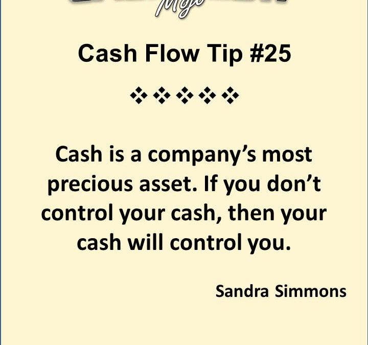 Cash Flow Projection – Business Forecasting At Its Best