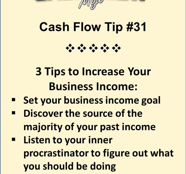 How to Break Through Mental Business Income Barriers – Cash Flow Management