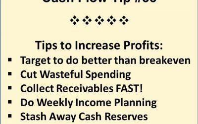 7 Cash Flow Management Tips To Increase Profits | Cash Flow Mojo