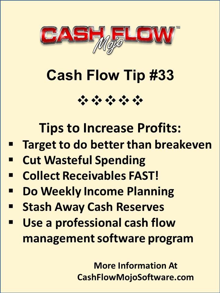 7 Cash Flow Management Tips To Increase Profits