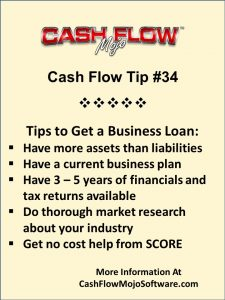 Cash Flow Management Tip