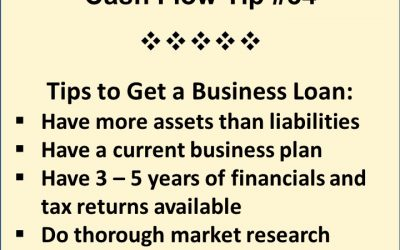 Cash Flow Management – Should I Get A Loan To Fund Business Growth